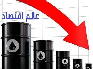 کاهش شدید درآمدهای نفتی ایران با تحریم و کرونا