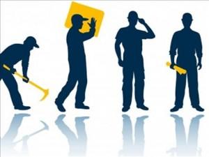حقوق دستمزد کار شغل اشتغال