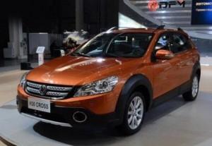 پیش فروش H30 کراس دانگ فنگ توسط ایران خودرو