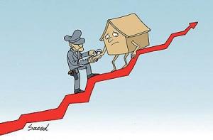 افزایش ۶۲ درصدی قیمت هر مترمربع مسکن