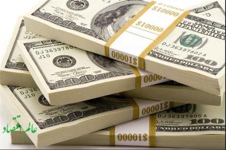 افزایش قیمت دلار یورو پوند دلار در بازار ارز