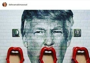 Tramp ترامپ تعلیق تحریم-