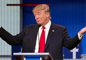 Tramp ترامپ تعلیق تحریم